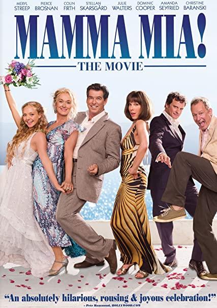 ABBA: Mamma Mai! poster