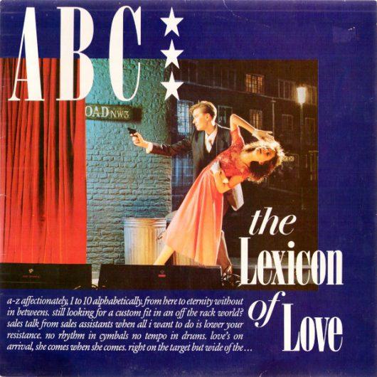 The Lexicon Of Love ABC