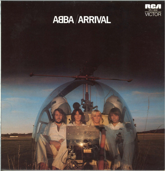 ABBA Arrival cover