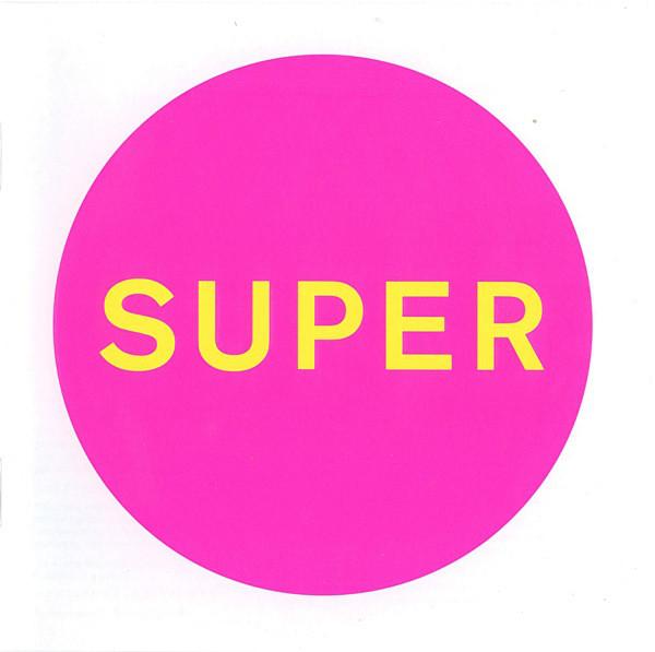 Pet Shop Boys Cover Art –